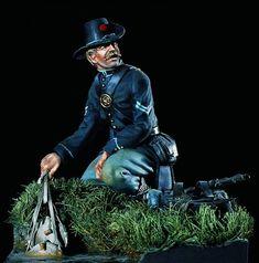 The Iron Brigade - 1863