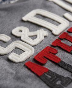 Superdry Premium Appliqué T-Shirt