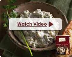Watch Artichoke & Spinach Warm Dip Mix Video
