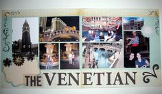 The Venetian-Las Vegas - Scrapbook.com