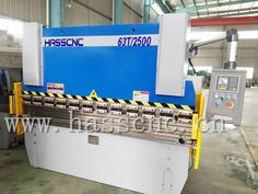 Nanjing Hass CNC Machine Tool Co., Ltd. is a modern enterprise which manufactures various kinds of NC and CNC press brake machine, shearing machine, power press machine, hydraulic press machine, rolling machine, hydraulic ironworker and other related machines.