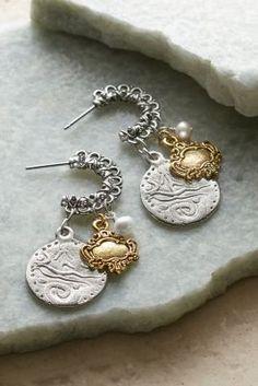 Helena Earrings from Soft Surroundings