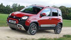 First drive: Fiat Panda Cross - BBC Top Gear