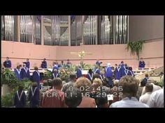 Guide Me O Thou Great Jehovah (CWM RHONDDA) arr Samuel Metzger 1 Choirs, Performing Arts, Jehovah, Dolores Park, Singing, My Love, Reading, Music, Youtube