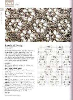 Альбом«The Magic of Shetland Lace Knitting»/платки,шали,узоры/. Обсуждение на LiveInternet - Российский Сервис Онлайн-Дневников
