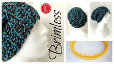 Good Absolutely Free loom knitting mittens Tips LOOM KNIT Hat for Beginners – Brimless Slouchy Round Loom Loom Knitting Blanket, Round Loom Knitting, Loom Knit Hat, Loom Knitting Patterns, Easy Knitting, Knitted Blankets, Knitted Hats, Knitting Squares, Knitting Designs