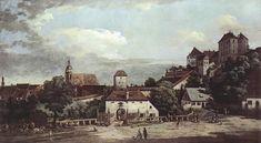 Canaletto (Pirna?)