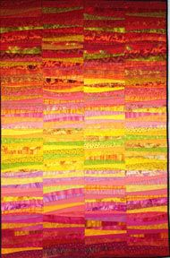 The Quilts of Ann Brauer: the quilts of Ann Brauer--the lion and the lamb