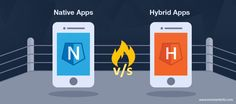#NativeApps Vs #HybridApps – The Pluses and Minuses