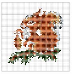 Kreuzstich Xmas Cross Stitch, Cross Stitch Baby, Cross Stitch Animals, Cross Stitch Flowers, Cross Stitch Charts, Cross Stitch Designs, Cross Stitching, Cross Stitch Embroidery, Embroidery Patterns