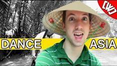 Chad Dancing across Asia singing Misheard Lyrics