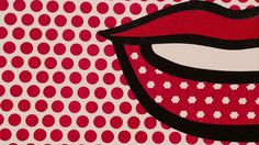 Roy Lichtenstein, dettaglio by domitilla ferrari, via Flickr