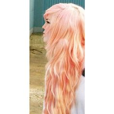 DIY Hair Five Gorgeous Pastel Hair Colors ❤ liked on Polyvore featuring beauty products, haircare and hair color