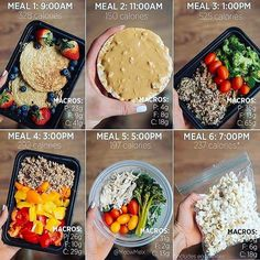 Breaking down @meowmeix 's meal prep to a T! Over time you'll start to know off hand what a prep will do for your daily allowance. (And also how destructive some foods can be to your goals) - ALL-IN-ONE TOOL & GUIDES -  Build Custom Plans & Set Nutrition Goals  BMR BMI & Max Rate Calculator  Learn Your Macros by Body Type & Goal  Grocery Lists Automated to Weekly Needs  Accurate Cooking and Prep Summaries  Combine & Export Data for Two Plans  Track Your Progress & Daily Allowance  Food Lists…