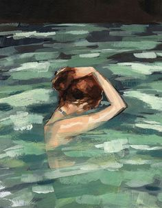 Swimmey - - - !