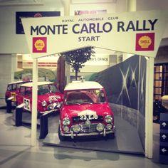 The Monte Carlo Rally Mini Racers - Heritage Motor Museum