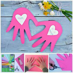 School activities for mothers day Valentine Crafts For Kids, Valentine Heart, Holiday Crafts, Fun Crafts, Sunday School Kids, Sunday School Crafts, Forts, Art For Kids, Mothers