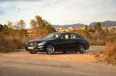 Mercedes-Benz E 350 BlueTEC // Blogger-Testdrive, Barcelona (Spain) 2013 #Mercedes