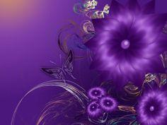My Purple Day by karlajkitty on DeviantArt Purple Day, Purple Love, All Things Purple, Shades Of Purple, Purple Stuff, Purple Wallpaper, Wallpaper Pc, Purple Backgrounds, Purple Butterfly