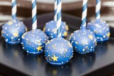 moon and stars themed party - Google Search