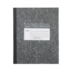 Roaring Spring Marble Cover Composition Book, Legal Rule, 8-/ , 48... ($1.79) ❤ liked on Polyvore