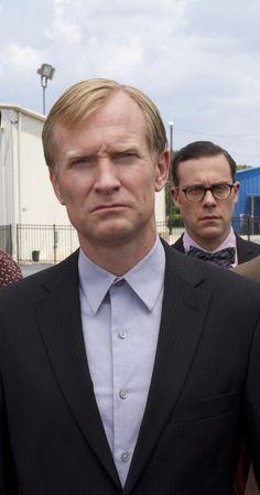 Kai Proctor (Ulrich Thomsen) & Clay Burton (Matthew Rauch) - Banshee