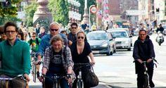 ¿Es este el comienzo de una revolución en bicicleta? Europeos pierden el interés por los autos   Gobernanza