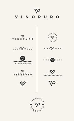 2013 Logo Collection by Elia Pirazzo , via Behance