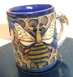 Barb Chu's Bee Kind mug