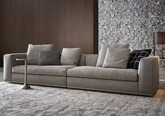 living room sofa u love Living Room Sofa Design, Living Room Chairs, Living Room Designs, Dining Room, Contemporary Sofa, Modern Sofa, Couch Furniture, Furniture Design, Sofa Italia