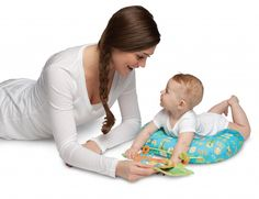 Baby's Development - The Benefits of Tummy Time