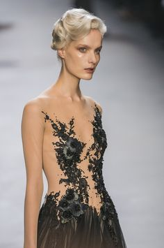 Edwin Oudshoorn Couture Spring Summer 2015 Amsterdam