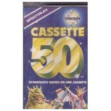 Cassette 50 for ZX Spectrum from Cascade