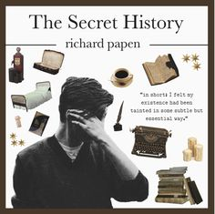 Book Nerd, Book Club Books, Greek Outfits, Poetry Journal, Donna Tartt, The Secret History, Goldfinch, Brown Aesthetic, Book Fandoms