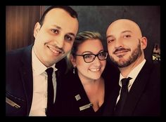 Dimitris, Iolanda e Mou, ovvero ... #faccedamilanoscala  #milanoscala #dreamteam