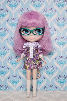 Do I look clever in these? by ZedBee | Zoë Power, via Flickr