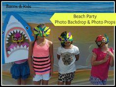 the girls grad beach party