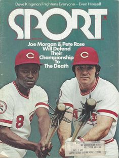 Pete Rose, Sports Magazine Covers, Baseball Photos, Baseball Cards, Pro Baseball, Sports Photos, Baseball Players, Football, Cincinnati Reds Baseball