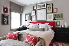 preppy bedroom