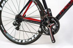 Custom made custom carbon bike