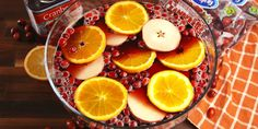 Best Thanksgiving Jungle Juice Recipe - How to Make Thanksgiving Jungle Juice (for when you want to be the drunk uncle at the holiday party.)