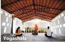 Yogoshala at Ishavilas