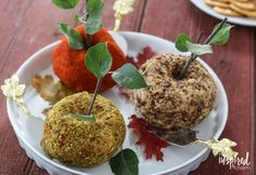 Fall Cheeseball Appetizer Recipe