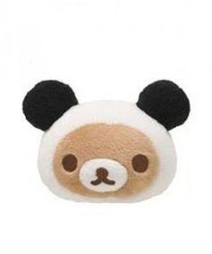 Rilakkuma Panda Mini Mochi Plush