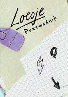 Loesje Przewodnik  Polska wersja Loesje Handbook