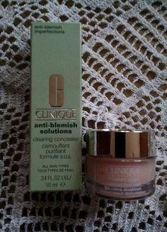 Kaufe meinen Artikel bei #Kleiderkreisel http://www.kleiderkreisel.de/kosmetik/schminke-kosmetik/141065588-clinique-anti-blemish-solutions-clearing-concealer