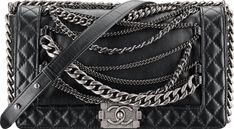 Chanel surprised us when they introduced the Boy Collection. Completely different than their usual style, these bags infused masculinity with a feminine touch for bags that are rugged yet sophistic…