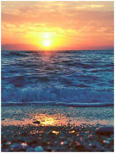 Sunrise at Skala, Nisia Ionioy, Greece