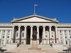 U.S. Treasury Department Established - September 2, 1789