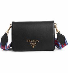 Business card holder prada saffiano leather accordian card case main image prada vitello daino double compartment leather shoulder bag colourmoves